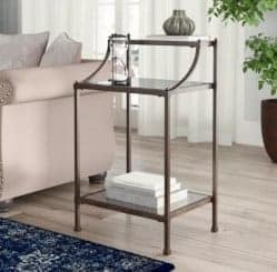 Budget Furniture - Caldwell Side Table width=