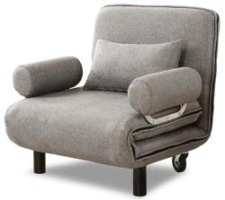 Budget Furniture - Folding Convertible Sleeper Bed Chair width=