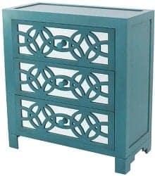 Budget Furniture - Karratha 3 Drawer Accent Chest width=