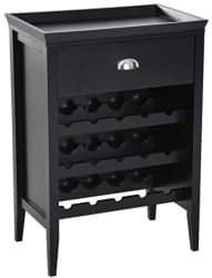 Budget Furniture - Wine Rack Storage Cabinet width=