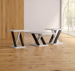 unique furniture - 29. coffee table set