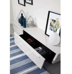unique furniture - camron tv stand 1