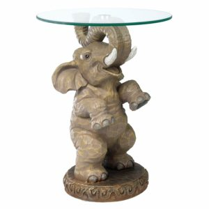 unique furniture - elephant table