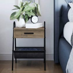 unique furniture - hugo nightstand