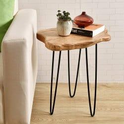unique furniture - natural edge