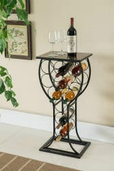 unique furniture - wine storage