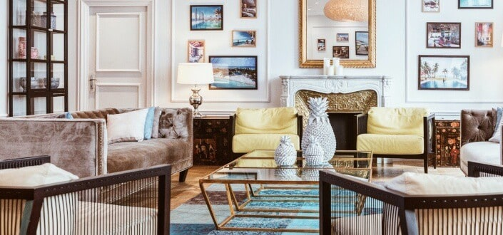 Bohemian Furniture - 8 Bohemian Living Room Furniture Ideas