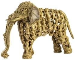 Bohemian Furniture - Majestic Indian Elephant