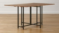 Bohemian Furniture - Origami Drop Leaf Rectangular Dining Table