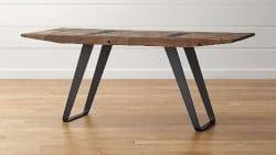 Bohemian Furniture - Phoenix Rustic Work Table 72″