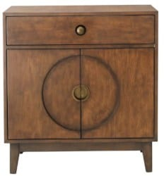 Bohemian Furniture - Sheron_Mid-Century_2_Door_Accent_Cabinet