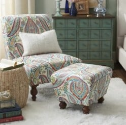 Bohemian Furniture - Yareli_Slipper_Chair