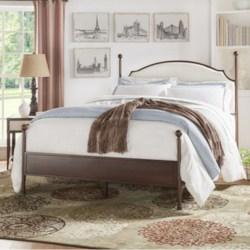 minimalist bedroom furniture - Rockledge Upholstered Panel Bed