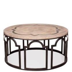 minimalist family room furniture - Putman Coffee Table