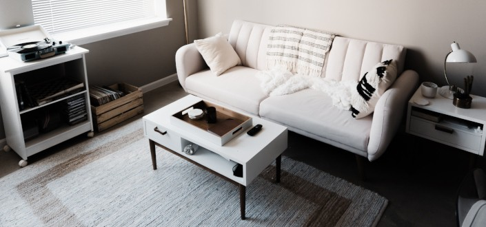 minimalist furniture - minimalist Living room furniture