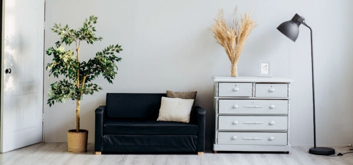 minimalist furniture - minimalist apartment furniture
