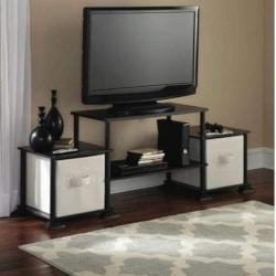 minimalist living room furniture - 3-Cube Media Entertainment Center