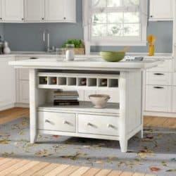 minimalist kitchen furniture - Carrolltown Kitchen Island