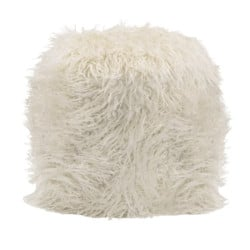 minimalist bohemian furniture - Scarlette Pouf