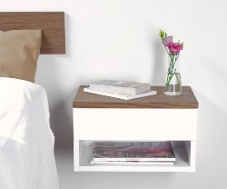 55. Floating Nightstand with Drawer (1)