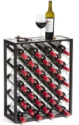59. Wine Rack with Glass Table Top (1)