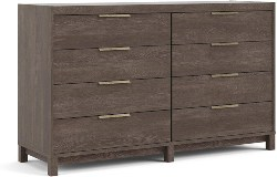 6. 8-Drawer Double Dresser (1)