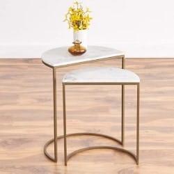 apartment furniture - Ane Nesting Table