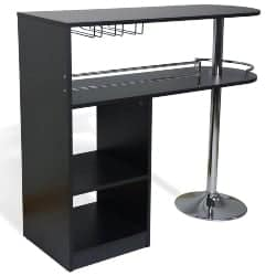 apartment furniture - Homegear Kitchen Cocktail Bar Table