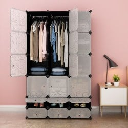 apartment-furniture-LANGRIA-18-Cube-DIY-Modular-Cubby-Shelving-Storage-Organizer