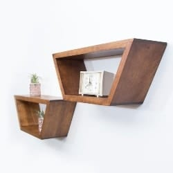 apartment furniture - Mid Century Modern Shelves