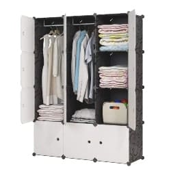 apartment furniture - Portable Closet Wardrobe Closet