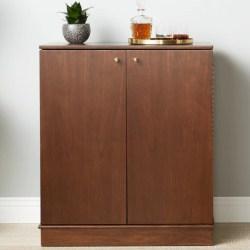traditional furniture - Becker Bar Cabinet