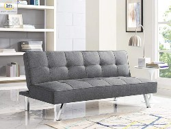 29. Contemporary Armless Sofa (1)