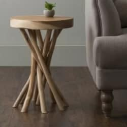 modern living room furniture - Brownsboro End Table