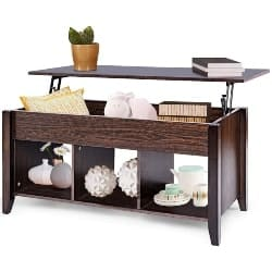 modern living room furniture - Coffee Table Lift Top