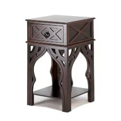 modern living room furniture - Moroccan-Style Side Table
