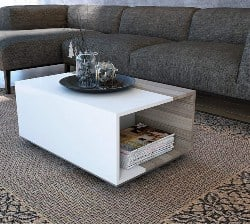 modern living room furniture - Surprise Modern Coffee and Cocktail Table