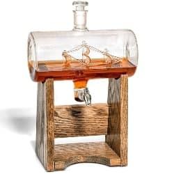 2. Bourbon Whiskey Decanter