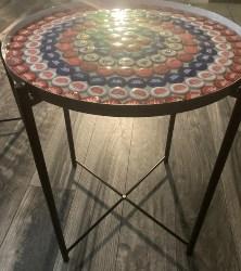 3. Bottle Cap Coffee Table (1)