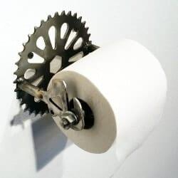 38. Toilet Paper Holder