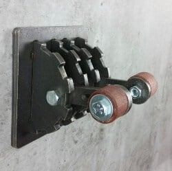 40. Industrial Steampunk Double Light Switch