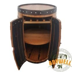 55. Rotating Barrel Cabinet (1)