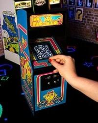6. Playable Replica Retro Arcade Game Machine (1)