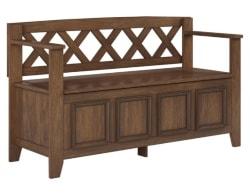 8. Storage Bench