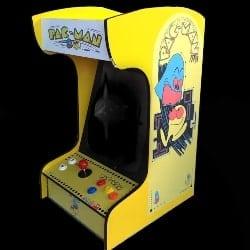 Retro Arcade Machine with 412 Games