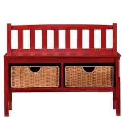 family room furniture - Blake Storage Bench