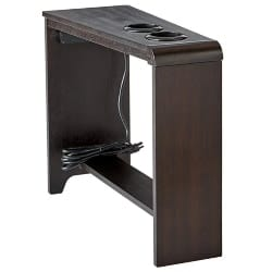 family room furniture - Carlyle Chair side End Table