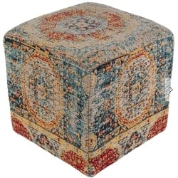 family room furniture - Cordele Pouf