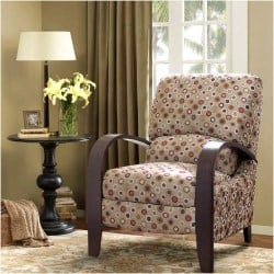family room furniture - Deep Seat Accent Armchair