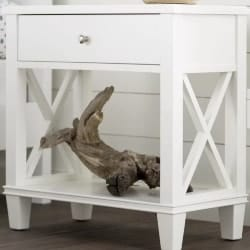 family room furniture - MAGIC UNION End Table with Storage